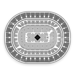 Capital One Arena Seating Chart Comedy