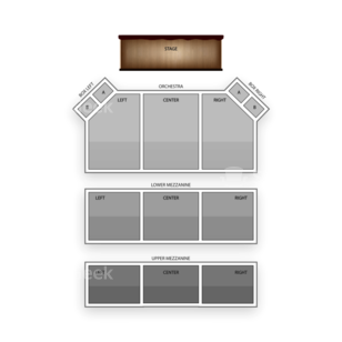 Apollo Theater Seating Chart Dance Performance Tour