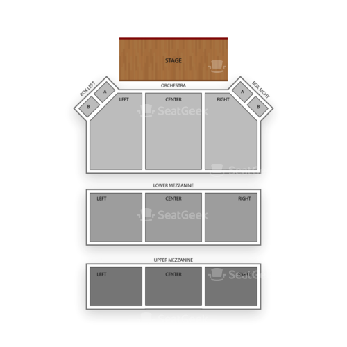 Apollo Theater Seating Chart Concert