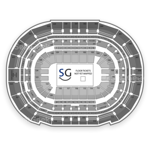 Tampa Bay Times Forum Seating Chart Family