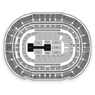 Amalie Arena Seating Chart Wwe
