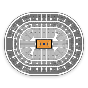 Amalie Arena Seating Chart NCAA Basketball