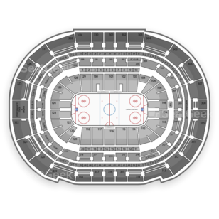 Amalie Arena Seating Chart NCAA Hockey