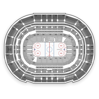 Amalie Arena seating chart Tampa Bay Lightning