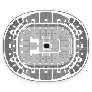American Airlines Arena Seating Chart Wwe