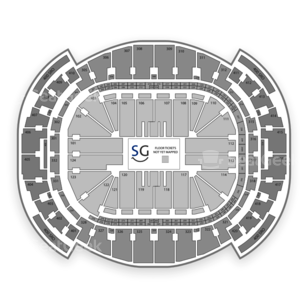 American Airlines Arena Seating Chart Classical