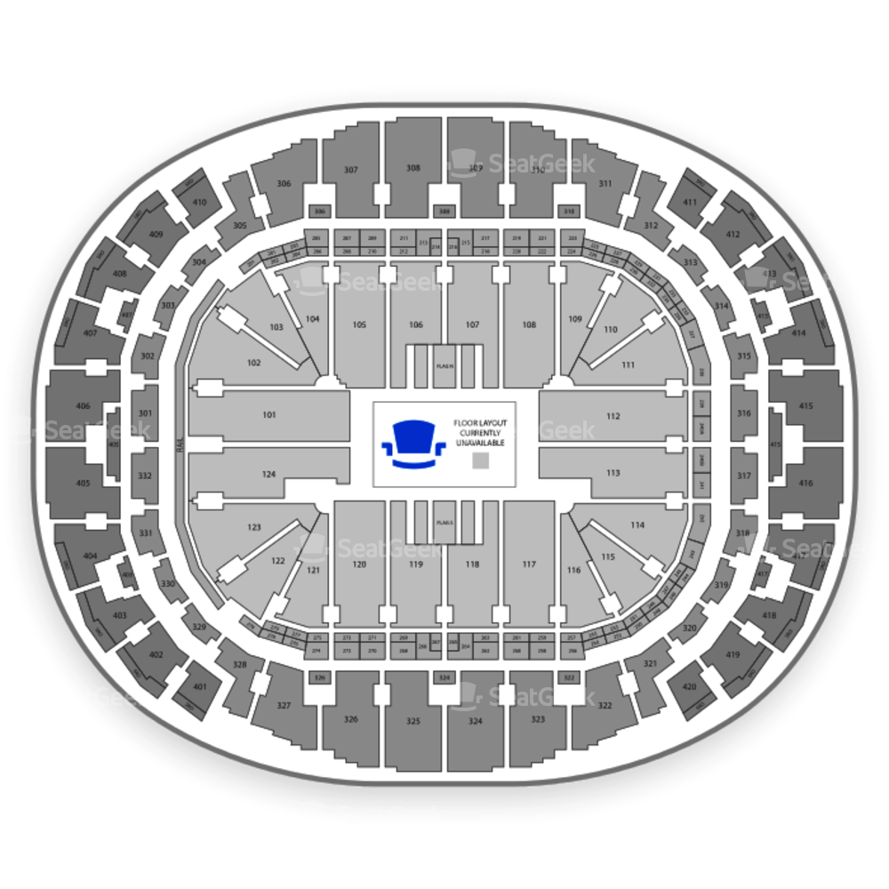 AmericanAirlines Arena Seating Chart Music Festival