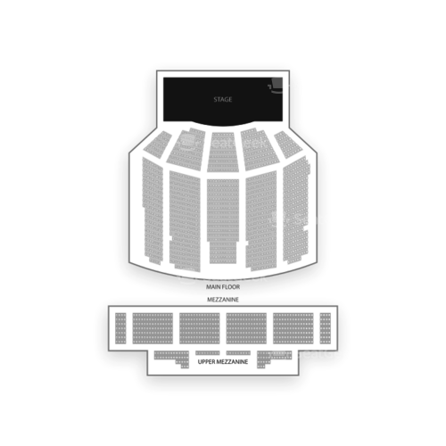 Crystal Grand Music Theatre Seating Chart Concert