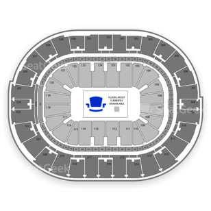 Smoothie King Center Seating Chart Cirque Du Soleil