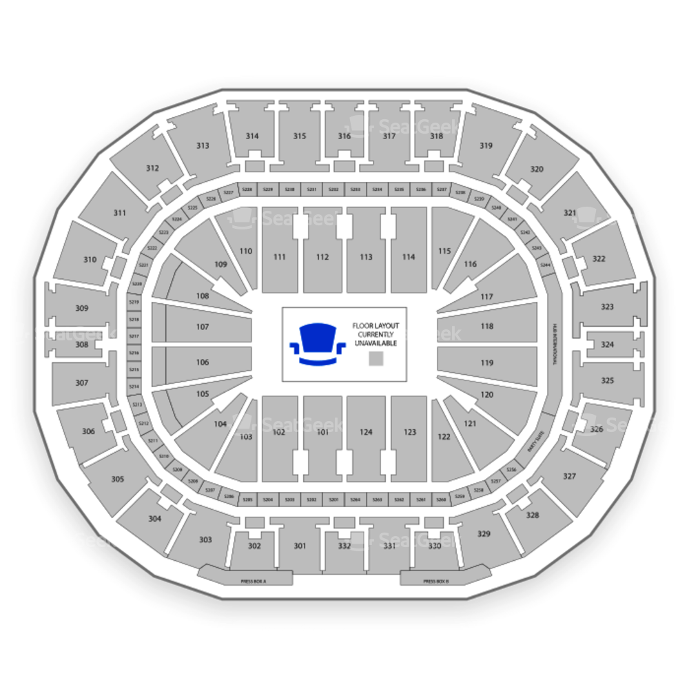 Smoothie King Center Seating Chart Sports