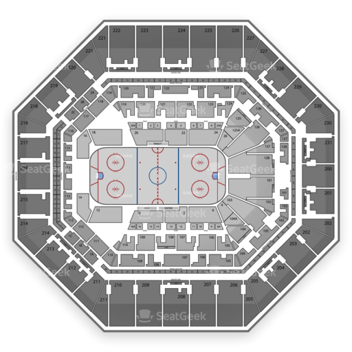 San Antonio Rampage Seating Chart