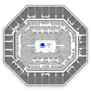 AT&T Center Seating Chart The Original Harlem Globetrotters