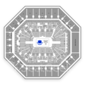 San Antonio Spurs Seating Chart Amp Map Seatgeek