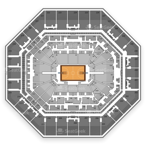 at&t center nba finals seating