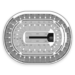 Scottrade Center Seating Chart Concert