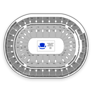Scottrade Center Seating Chart Wrestling