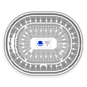 Scottrade Center Seating Chart Hockey