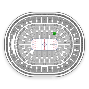St Louis Blues at Scottrade Center Section 105 View