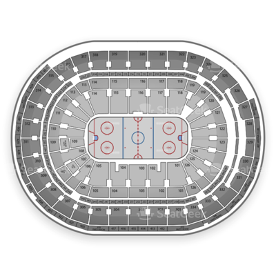 Scottrade Center seating chart St. Louis Blues