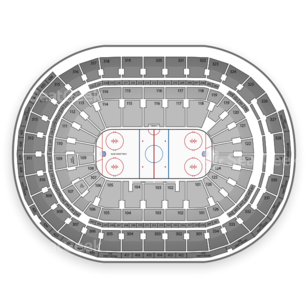 St. Louis Blues Seating Chart