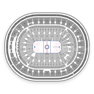 Scottrade Center Seating Chart NCAA Hockey