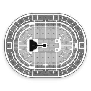 Pepsi Center Seating Chart Broadway Tickets National