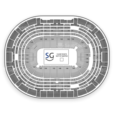 Pepsi Center seating chart Marvel Universe Live