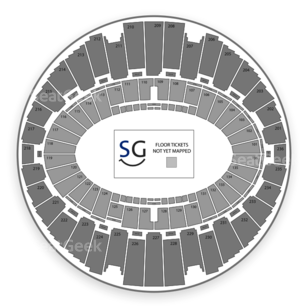 The Forum Seating Chart Theater