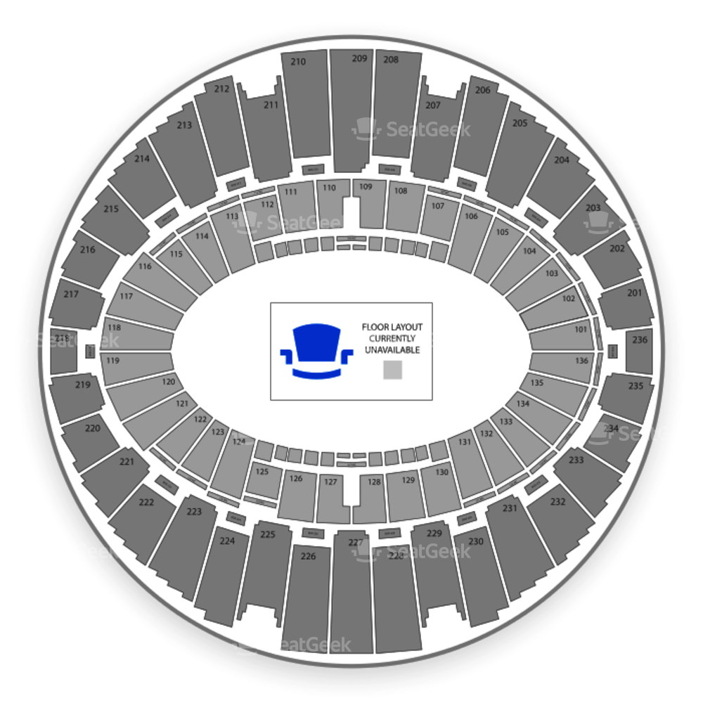 The Forum Seating Chart MMA
