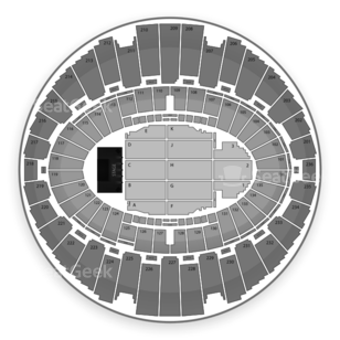 The Forum Seating Chart Comedy