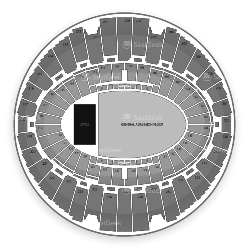 los angeles lakers interactive seating chart: The forum seating chart seatgeek