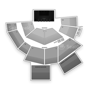 Mountain Winery Seating Chart Comedy