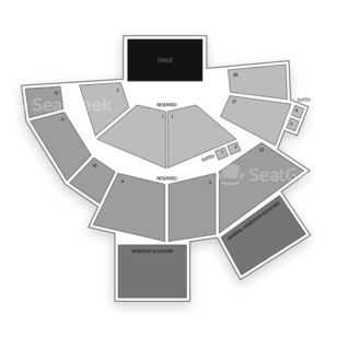Mountain Winery Seating Chart Concert