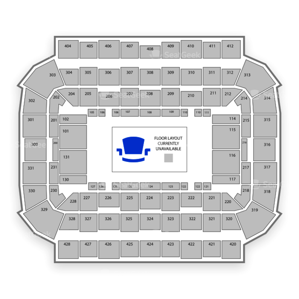 UW-Milwaukee Panther Arena Seating Chart Horse Racing