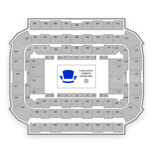 UW-Milwaukee Panther Arena Seating Chart Family