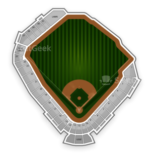 Columbus Clippers Seating Chart