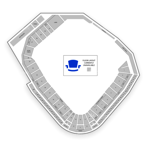 Huntington Park Seating Chart Concert