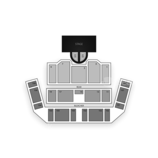 Lake Tahoe Outdoor Arena at Harveys Seating Chart Concert