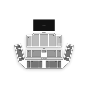 Harveys Outdoor Amphitheatre At Lake Tahoe Seating Chart Concert