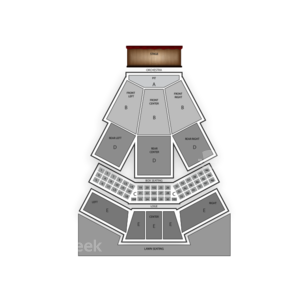 Wolf Trap Seating Chart Classical Orchestral Instrumental