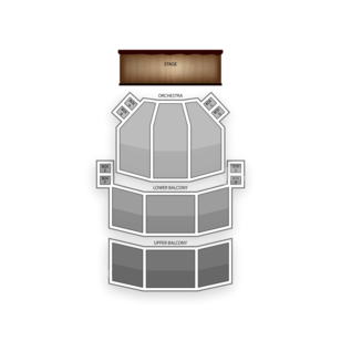 Royal Alexandra Theatre Seating Chart Comedy