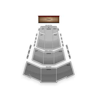 Princess Of Wales Theatre Seating Chart Concert
