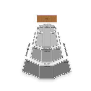 Princess of Wales Theatre Seating Chart Broadway Tickets National