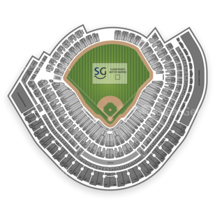 Turner Field Seating Chart Concert