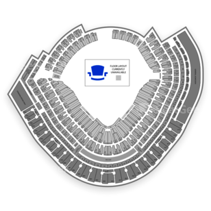 Turner Field Seating Chart Music Festival