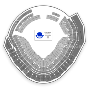 Turner Field Seating Chart Sports