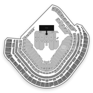 Minute Maid Park Seating Chart Concert