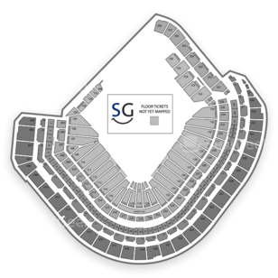 Minute Maid Park Seating Chart NHL