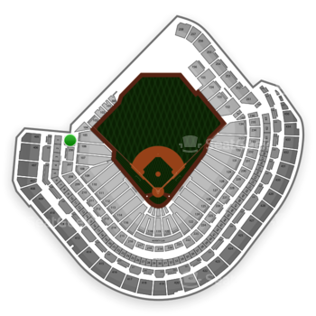 MLB at Minute Maid Park Section 205 View