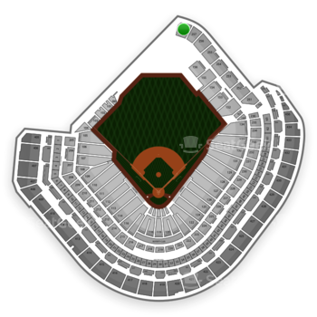 MLB at Minute Maid Park Section 258 View
